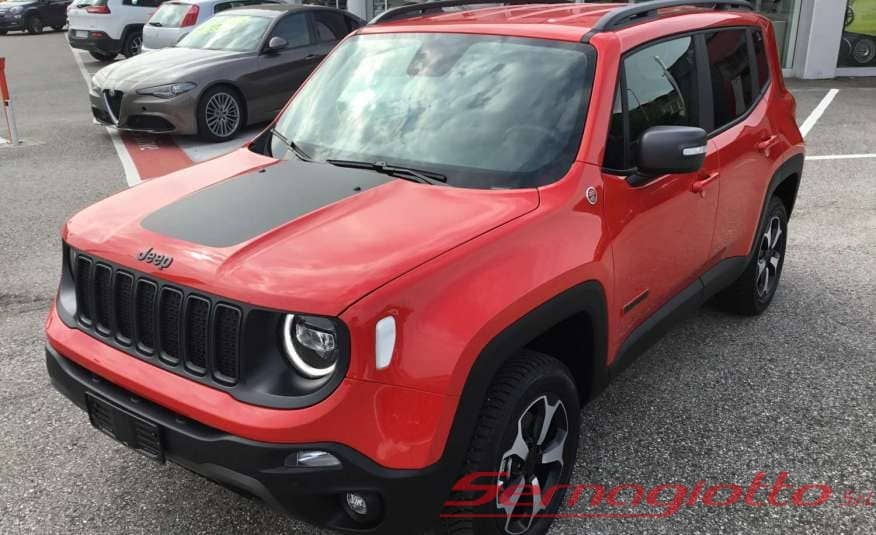 Jeep Renegade 2.0 Mjt 170CV 4WD AT9 TRAILHAWK MY  '19 !