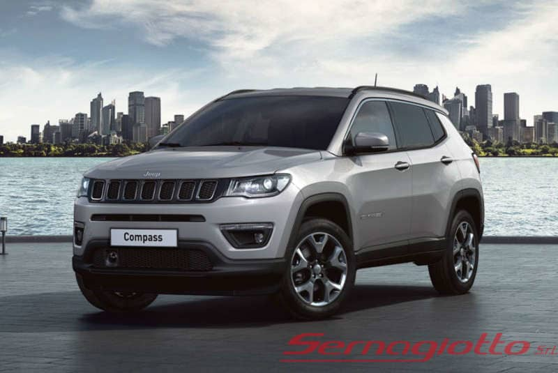 Jeep Compass 2.0 Multijet II 4WD Limited NAZIONALE !